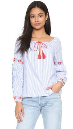 Tory Burch Madison Tunic
