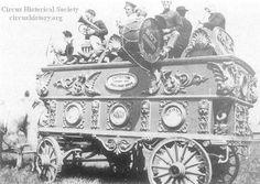 Circus Band Wagon