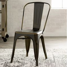 Found it at Wayfair - Fineview Side Chair