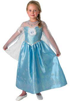 Kids Elsa Costume, Licensed Deluxe Disney Frozen Fancy Dress - Children Fantasy Costumes at Escapade™ UK - Escapade Fancy Dress on Twitter: @Escapade_UK