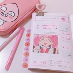 Peach Aesthetic, Angel Aesthetic, Bullet Journal Ideas Pages, Bullet Journal Inspiration, Pastel Pink, Pastel Colors, Food Kawaii, Coque Iphone 5c, Tout Rose
