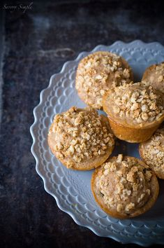 Berry Granola Streusel Muffins are a wonderful breakfast recipe for the entire family!