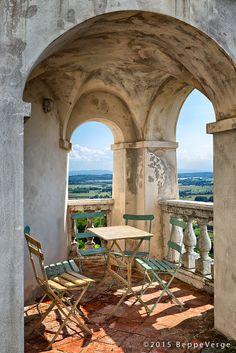 Castello di Masino Piemonte Italia