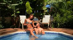 Sugar Cane Club all inclusive Barbados honeymoon and vacation packages made easy and save with our discounted rates at this intimate 44 room hotel. Barbados Honeymoon, Caribbean Honeymoon, Pool Photo, All Inclusive, Vacation Packages, Cute Couples, Bali, Spa, Club