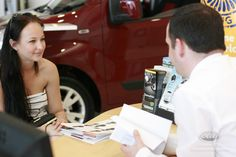 Our experienced sales team offer you all the help and advise you need when buying a new car.