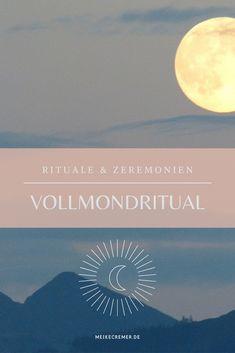 Ich teile mit dir ein Ritual, das Du bei jedem Vollmond anwenden kannst, um die magische Energie für dich zu nutzen und mehr Fülle zu manifestieren. →