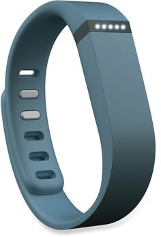 The Fitbit Flex Wireless Activity & Sleep wristband helps Dad achieve his fitness goals