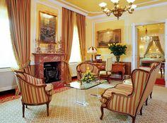 Hotel Sacher Wien, the Zauberflöte Presidential Suite