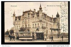 Bucuresti - Pta Victoriei - Ministerul de Externe - antebelica