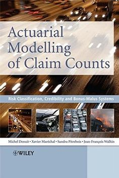 There are a wide range of variables for actuaries to consider when calculating a motorist's insurance premium, such as age, gender and type of vehicle. Further to these factors, motorists' rates are subject to experience rating systems, including credibility mechanisms and Bonus Malus systems (BM... more details available at https://insurance-books.bestselleroutlets.com/automobile/product-review-for-actuarial-modelling-of-claim-counts-risk-classification-credibility-and-b