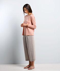 Soft tricot culotte Amandula SS2016