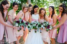 Snoqualmie Pass Mountain Top Wedding by Tacoma Wedding Photographer Rebecca Anne Photography