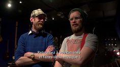 """Teaser """"I'm In a Band"""" by LOKOMOTIV. - 1er Teaser - Film Documentaire de 52' réalisé par Thomas Griffin, en collaboration avec Cyrille Renaux, produit par LOKOMOTIV ."""