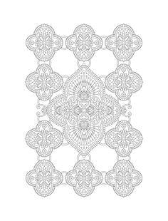 India textile pattern