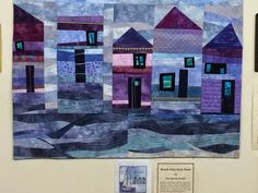 Beach Houses in Texas, Humble Quilts