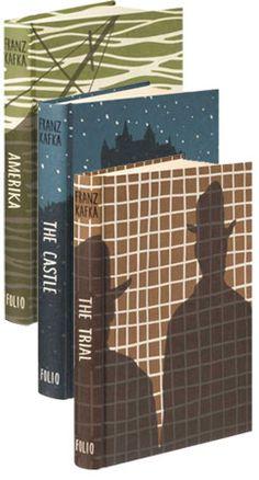 Kafka: The Trial, The Castle, Amerika