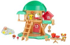 New Pokemon playsets geared toward girls include the Escape in the Forest Playset from TOMY. Comes with furniture and accessories, three Pokemon and an exclusive Serena figure. For ages 4 and older. $24.99,available July 2017.