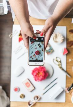 how to set up the perfect flatlay   instagram photography tips