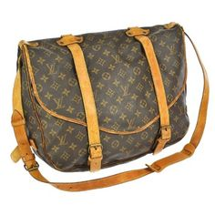Louis Vuitton Saumur 43 Brown Cross Body Bag. Get the trendiest Cross Body Bag of the season! The Louis Vuitton Saumur 43 Brown Cross Body Bag is a top 10 member favorite on Tradesy. Save on yours before they are sold out!