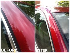 Have you got a scratch on your VW car? View our full range of touch up paint and repair kits for VW's and find the perfect colour match on our site. Touch Up Paint, Before And After Pictures, The Body Shop, Household Tips, Volkswagen, How To Find Out, Painting, Home Hacks, Painting Art