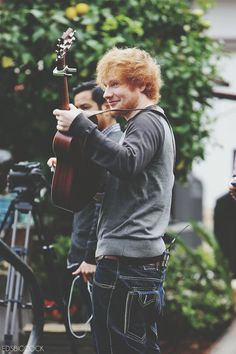 Ed Sheeran the cutest being ever
