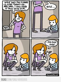 Parenting... At its finest! We are all guilty of this one!!!