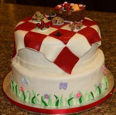 Pinic Theme Cake