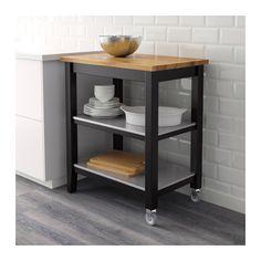 """STENSTORP Kitchen cart  - IKEA //  31""""x20""""x35"""" // $199"""