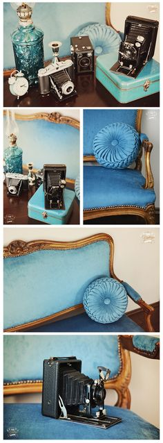 The Turquoise Vintage Collection