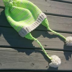 Key Lime,  patron de crochet disponible en français!