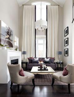 Window Coverings | Jane Lockhart Interior Design