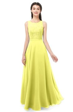 28da7886c735 10 Best pale yellow bridesmaid dresses images | Yellow dress, Pale ...