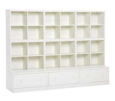 Cameron 6 Cubby & 3 Drawer Base Storage System | Pottery Barn Kids