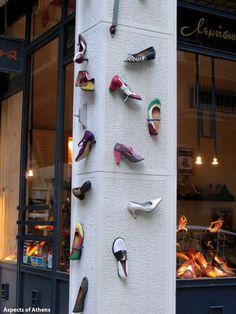 Lemisios shoes store, Kolonaki
