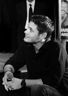 Jensen Ackles. In france they call him Le Foxy Mancandy.
