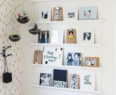 Donny Osmond Home / Blog / Hanging Rope Shelf