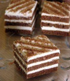 Eclairs, Sweet Desserts, Sweet Recipes, Baking Recipes, Dessert Recipes, Mini Tortillas, Good Food, Yummy Food, Czech Recipes