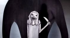 THE BABADOOK is easily one of the best Australian Horror films ever made, it is paced, performed, written and acted to perfection. It's a pant pooping film. Best Movies List, Good Movies, The Babadook, Scary Monsters, The Exorcist, Best Horrors, Movie Gifs, New Trailers, Horror Films