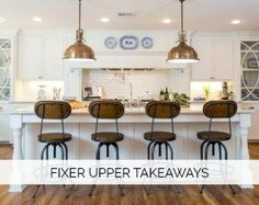 Fixer Upper has always been near and ear to my heart. One of the most recent episodes stopped me in my tracks. Sharing the takeaways today.