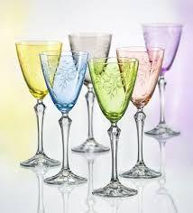 Bohemian Crystal Wine Gl Migrant Resource Network