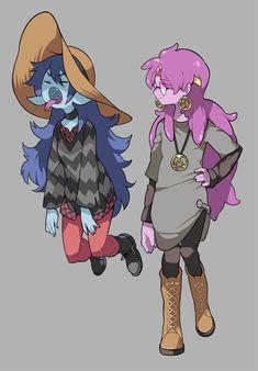 Adventure Time Girls, Adventure Time Marceline, Adventure Time Anime, Character Creation, Character Art, Character Design, Marceline And Princess Bubblegum, Cartoon Art Styles, Comic Artist