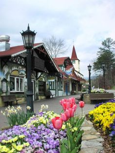 Alpine Helen, Georgia. Adorable little German town with cute shops. Felt like a trip across the world with no passport needed.