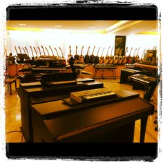 Piano Paradise @bonstudio Athens, Greece #bonstudio