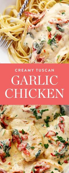 Get this delicious creamy Tuscan garlic chicken from The Recipe Critic, and 29 more ketogenic recipes you'll love here.