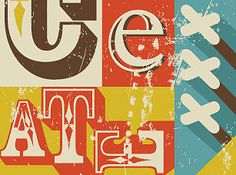 Graphic design lessons & resources