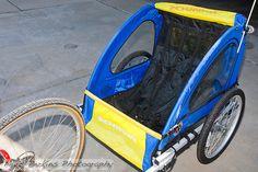 How to convert a child bike trailer into a cargo trailer: an illustrated guide Bike Cargo Trailer, Cargo Trailers, Bicycle Sidecar, Bike Cart, Trailer Diy, Kids Bike, Bike Accessories, Diy For Kids, Children