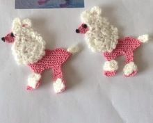 Crochet Fleurs appliqués, Crochet Fleurs Appliques direct de Shangrao Crochet Knit Craft Factory en Chine (continentale)