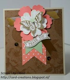 Scraps'! by Diana: #Stampin'Up! Thank You!