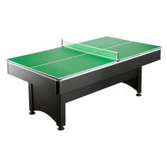 Hathaway - Quick Set Table Tennis Conversion Top - Underside surface protection pads to prevent marring game table. thick playing surface coated in PVC laminate. 4 piece hinged design for easy installation and storage. Pool Table, A Table, Table Tennis Conversion Top, Man Cave Must Haves, Billiard Lights, Contemporary Living Room Furniture, Wood Surface, Table Games, Indoor Outdoor