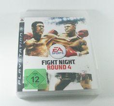 Fight Night Round 4 #Playstation 3 ( #PS3 ) KOMPLETT mit Anleitung #FightNight #EASports